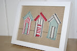 Fabric applique picture