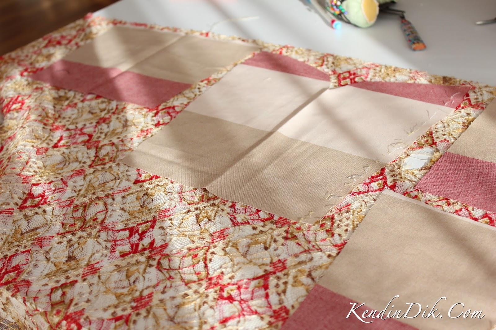 dantel elbise dikişi blog