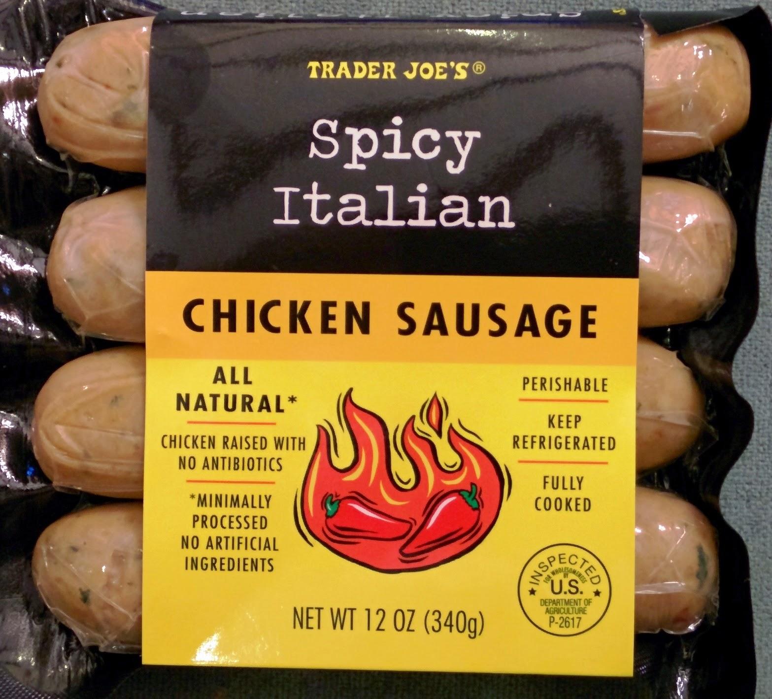 how to make italian chicken sausage