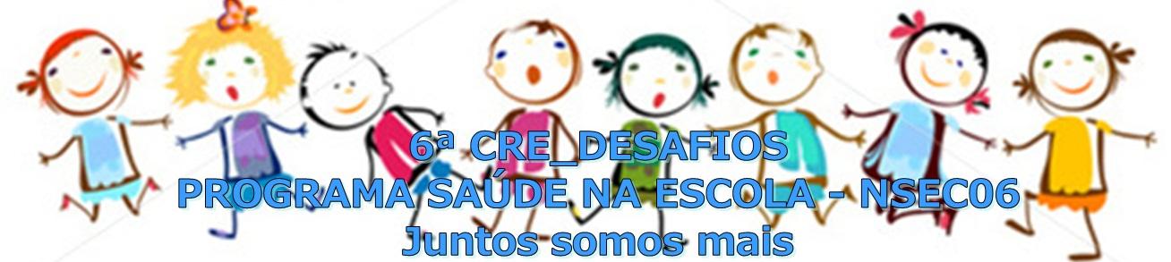 6ª CRE_DESAFIOS -  PSE - NSEC 06
