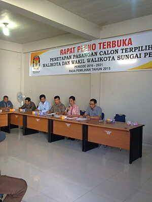 Tim HM-NJ Nilai Pelaksanaan Pleno KPU Janggal, Undangan Berubah-ubah