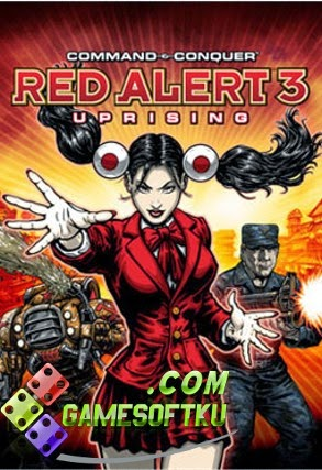 Command And Conquer Red Alert 3 Uprising Full