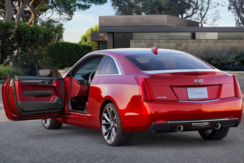 Cadillac ATS Coupe, 2015, Autos, Luxury Automobiles, Automotive, Car Concept