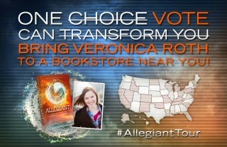 Vote for #AllegiantTour Stop