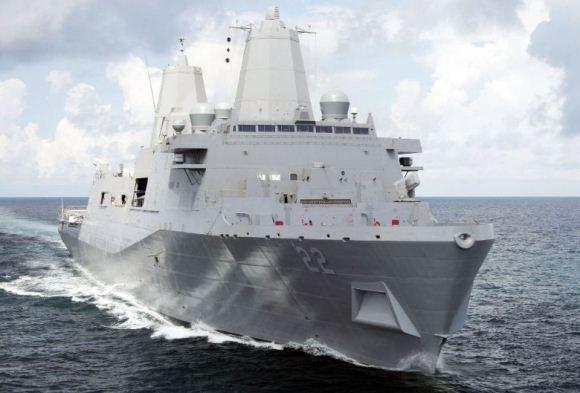 USS San Diego (LPD 22)