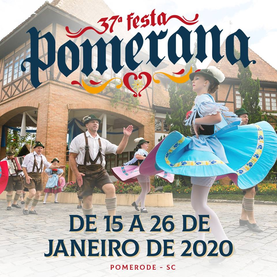 37a Festa Pomerana