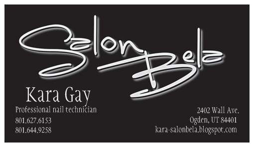 Salon Bela 2402 Wall Avenue Ogden UT 84401