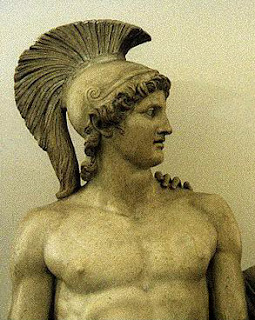 Greek hero Theseus,greek mythology