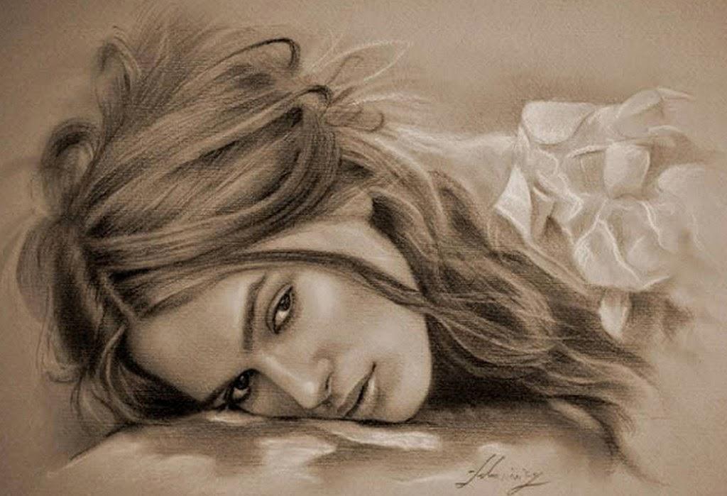 dibujos-de-mujeres-pintura-lapiz
