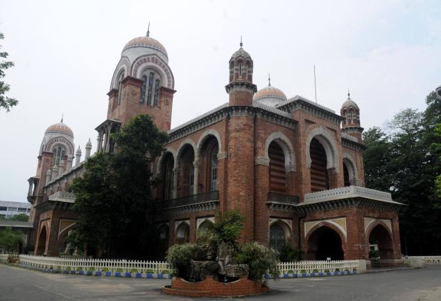 University of madras madras university distance education university