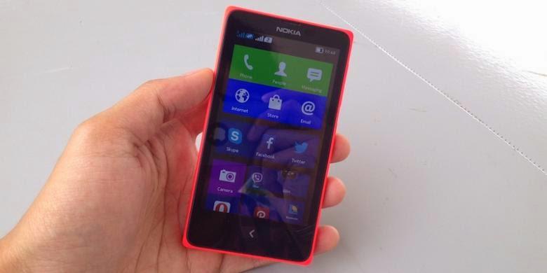 Ini Dia Harga Resmi Nokia X Di Indonesia