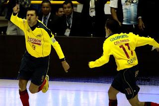 Campeon Mundial Futbol De Salon 2011