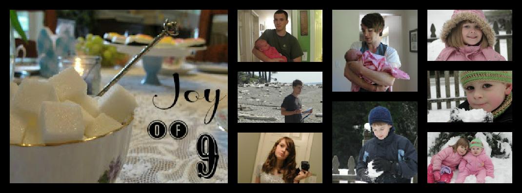 joy of 9