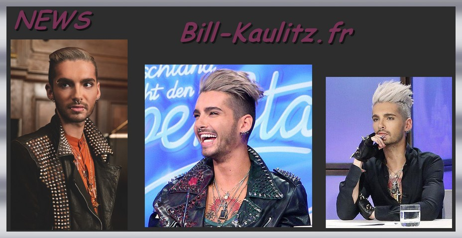 News Bill-Kaulitz.fr
