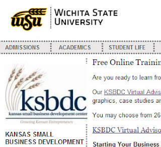 Kansas Small Business Center - Learning and Training Opportunities