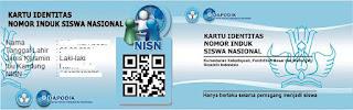 Aplikasi Kartu NUPTK Dan NISN