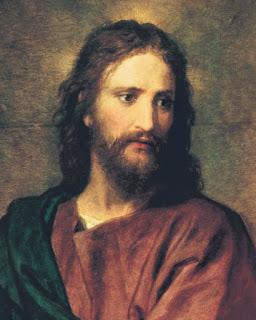 Jesus Christ profile Rembrandt