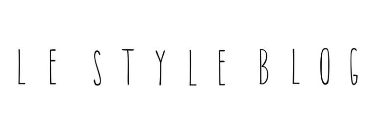 le style blog
