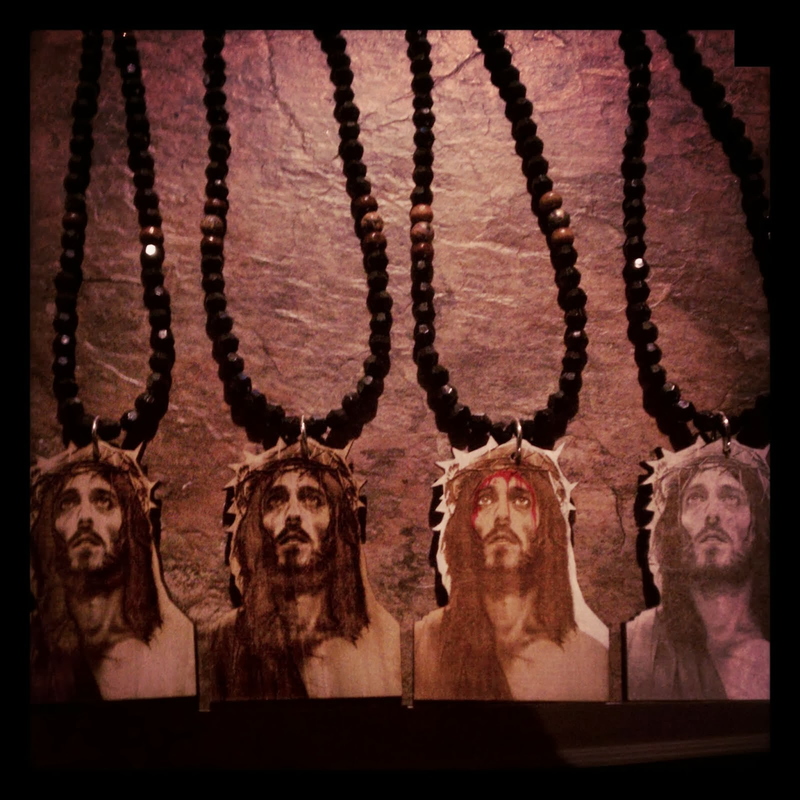 new jesus piece