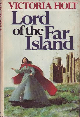 cover of Lord of the Far Island by Victoria Holt