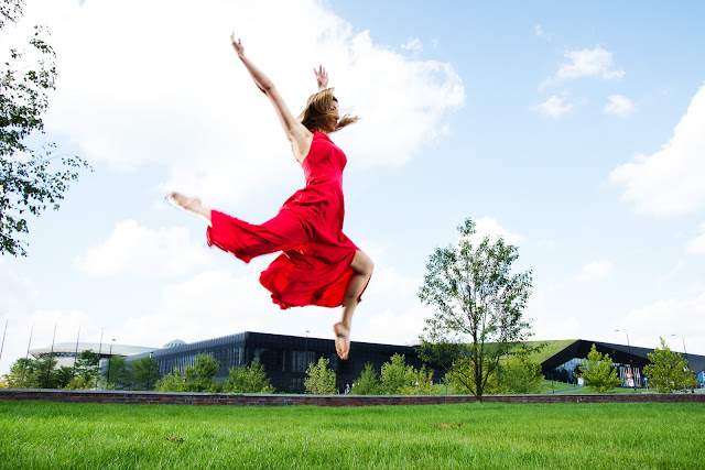 Koncepcyjna fotografia tanca. fot. Lukasz Cyrus, Katowice