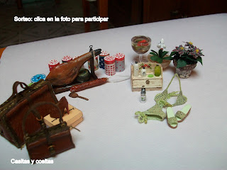 SORTEO EN CASITAS Y COSITAS