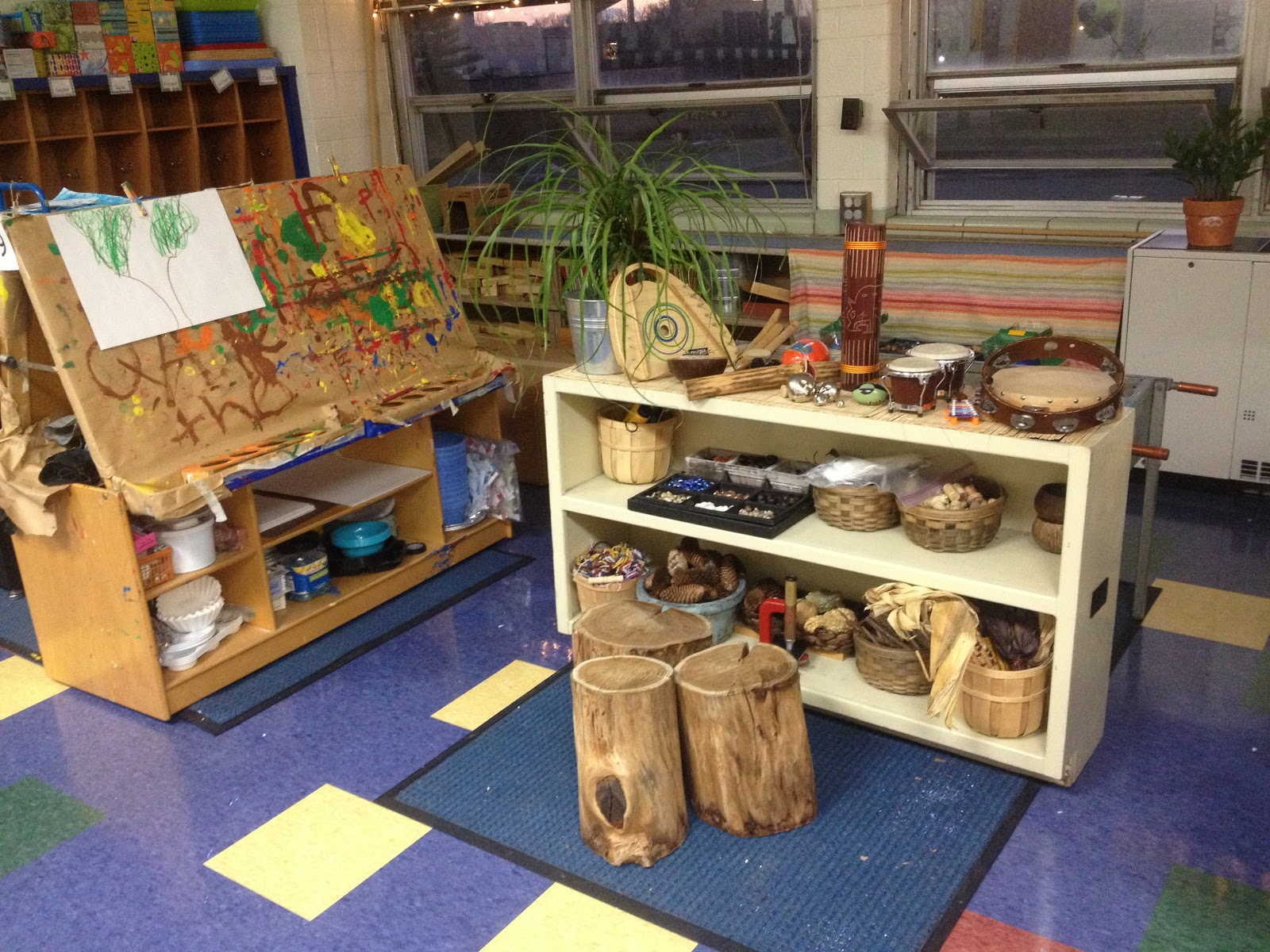 Inquiring minds mrs myers 39 kindergarten our room an for Kitchen set environment