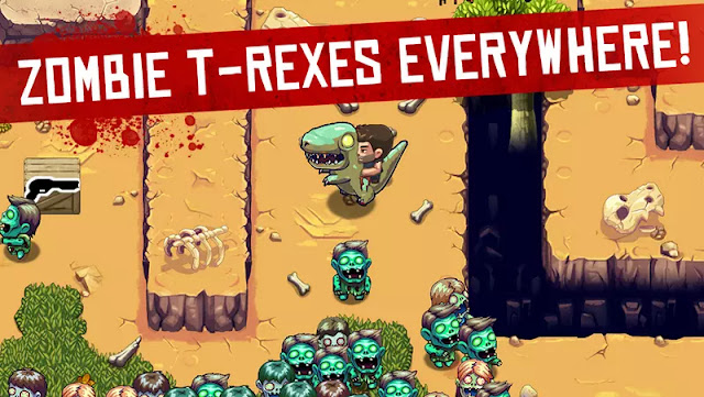 Download Age of Zombies v1.2.81 Cracked Paid Apk For Android
