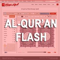 Al-Qur'an Flash Di Blog