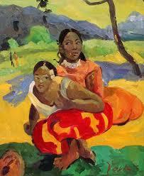 ¿Cuando te casas?-Paul Gauguin