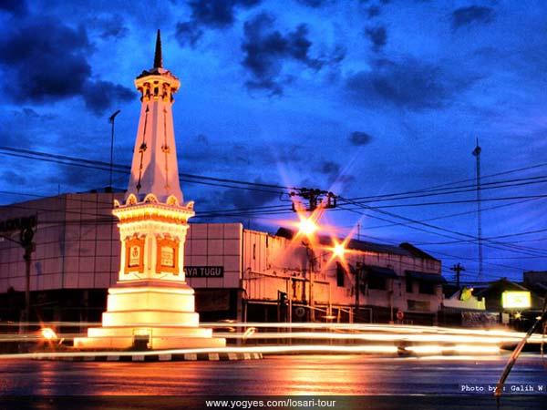 Yogyakarta-city a million tourist ~ Travel and Tourism