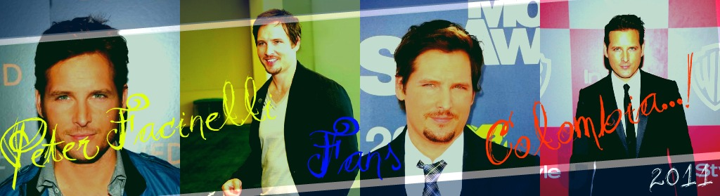 Peter Facinelli Fans Colombia