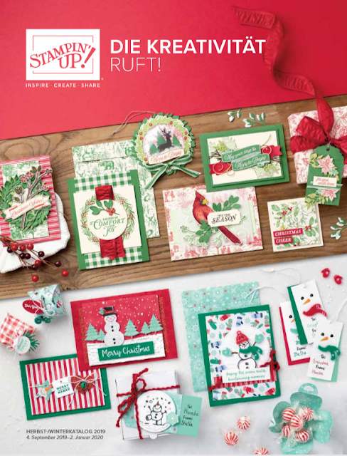Stampin´ Up! Herbst/Winter-Katalog 2019