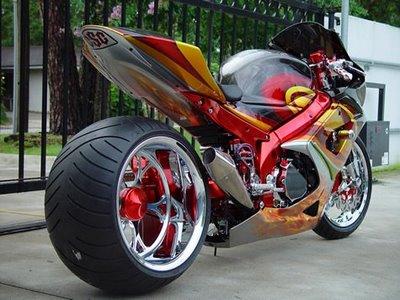 tuning motos: motos tuning