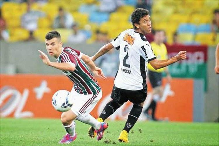 Wagner e Marcos Rocha