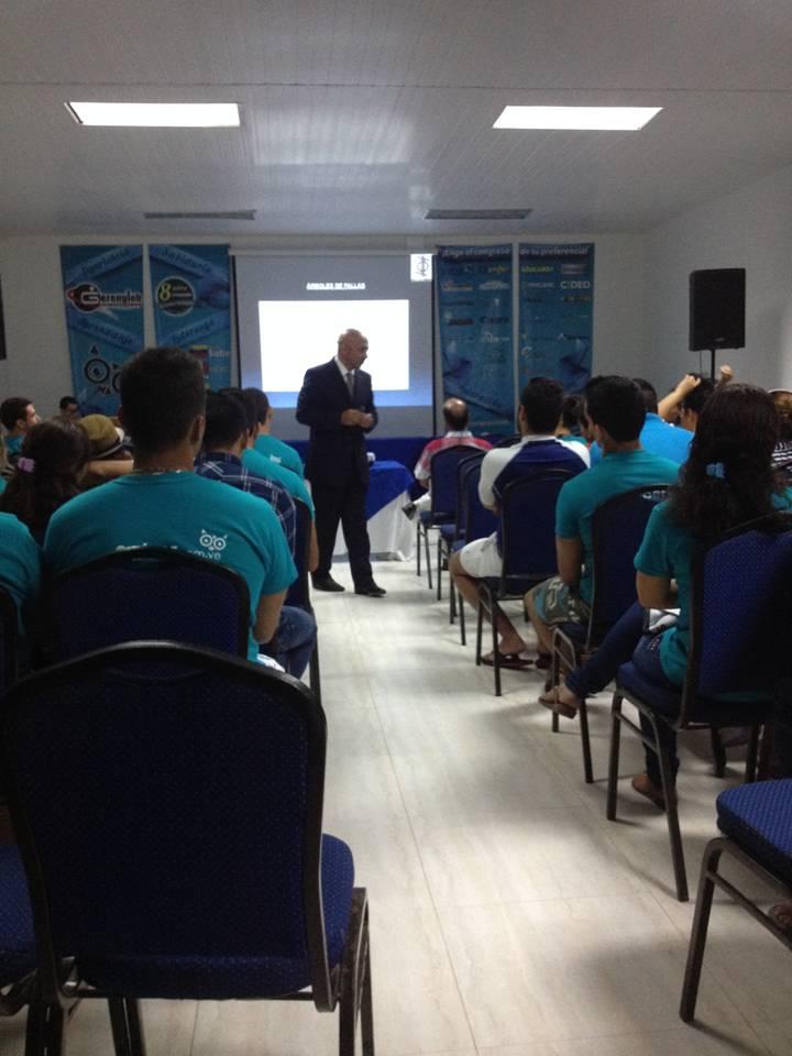 Mis ponencias en 8vo. Congreso DIMECANIC-GERENGLOB MAR- 2014 Margarita