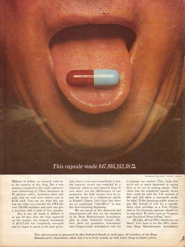 socialization of drugs