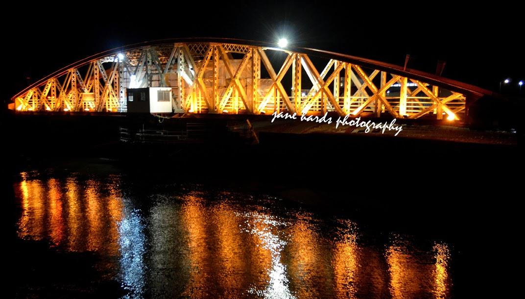 Ramsey daily photo ramsey swing bridge you 39 re not swinging anymore for Ramsey swimming pool isle of man
