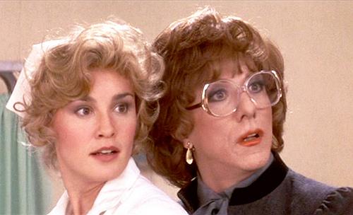 Bobby Rivers TV: Jessica Lange and TOOTSIE