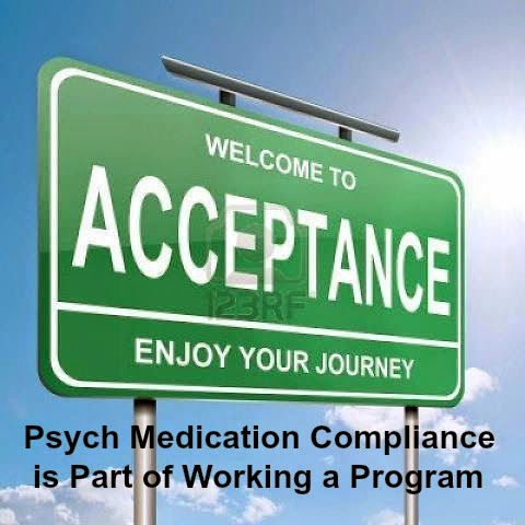 confuse the dual diagnosis medication compliance