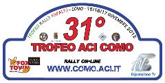 Rally Trofeo Aci Como - Kubica