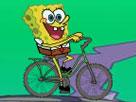 Sünger Bob Bisikleti Oyunu