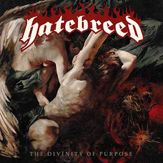 Hatebreed Divinity Of Purpose 2013 Portada