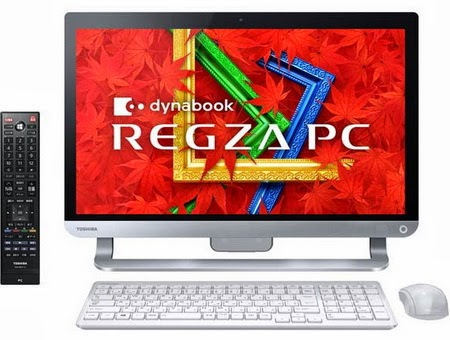 моноблок Dynabook REGZA PC D814-T9K