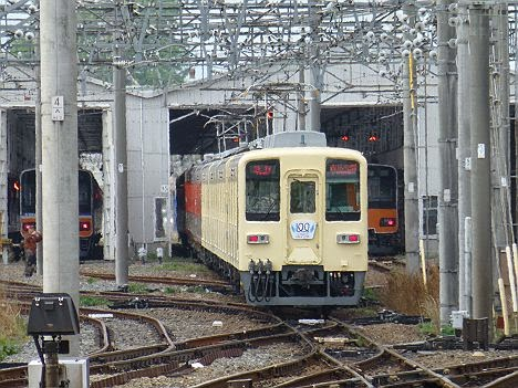東武東上線 急行 森林公園行 8000系8111F+81111F(H26.5.1運行)