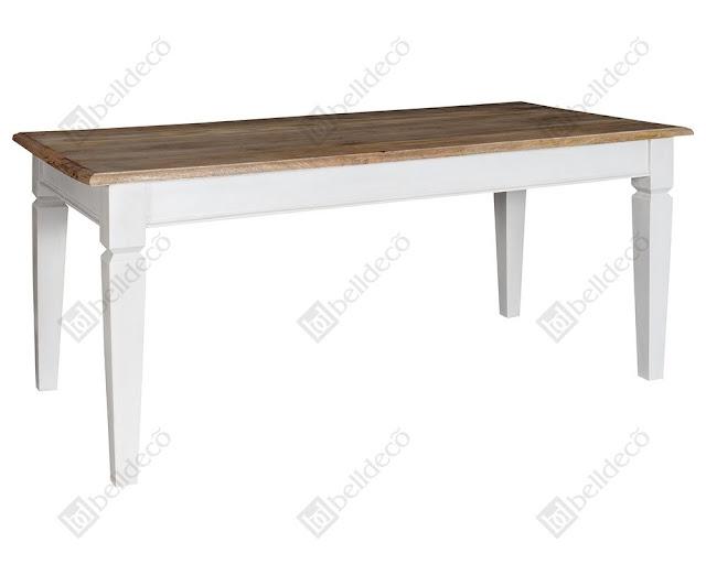 Stół Belldeco Bristol white