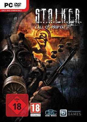 STALKER: Call of Pripyat PC Cover