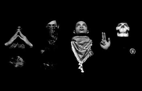 Homelandopera Band Industrial Death Metal Bandung foto personil wallpaper