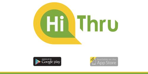 conoce gente por hashtags con Hitru - www.dominioblogger.com