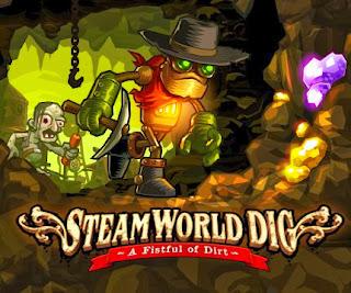 SteamWorld Dig Downloaded